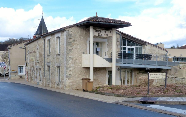 Médiathèque Lucien Deschamps à Champniers